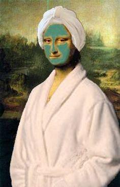 Gioconda Mask
