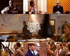 Tinker Tailor Soldier Spy - Gary Oldman, Colin Firth, Tom Hardy, John Hurt - Cold war espionage movies takes one through complex and intricate web of spooks and their messy lives. Colin Firth Film, George Smiley, Tinker Tailor Soldier Spy, Film Games, Film Movie, Movies, Gary Oldman, Tom Hardy, Cold War
