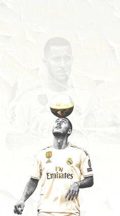 Eden Hazard wallpaper by ElnazTajaddod - aa - Free on ZEDGE™ Real Madrid Images, Real Madrid Wallpapers, Real Madrid Football, Real Madrid Players, Eden Hazard Wallpapers, Real Madrid Manchester United, Manchester City, Hazard Real Madrid, Neymar Jr Wallpapers