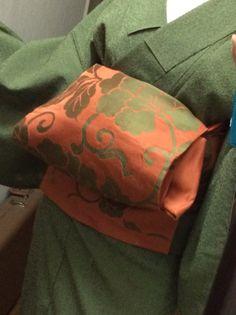 【解説】帯枕も帯揚げも使わないなごや帯の結び方 - きもののきにっき