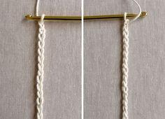 Tunisian Crochet Basics | The Purl Bee