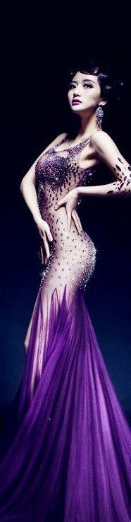 Purple ~