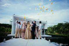 Wedding Stevi & Hasbi - Colorful PhotoCinema
