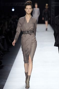 Saint Laurent   Spring 2009 Ready-to-Wear Collection