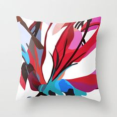 Items similar to Outdoor Pillow Cover, Red, White and Blue Art Deco style, Throw Pillow Cover on Etsy White Pillow Covers, Outdoor Pillow Covers, White Pillows, Decorative Pillow Covers, Throw Pillow Covers, Throw Pillows, Patio Pillows, Blue Art, Designer Pillow