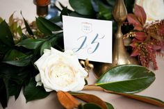 Table Numbers, Gallery & Inspiration | Picture - 1311257