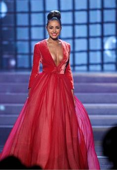 VESTIDOS MISS UNIVERSO 2012 - Juliana Parisi - Blog