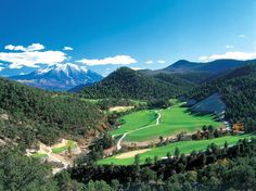 Ironbridge Golf Course in Aspen. #dream #golf #Sunnybrae