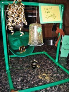 Leprechaun Trap - this gives me some ideas