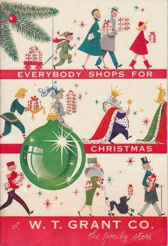 Old Christmas catalog.