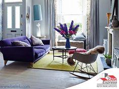 Para este 2016 la decoración ecléctica será tendencia. El truco está en mantener las paredes en tonos claros y centrarte en la mezcla de detalles, como lámparas, cuadros, libros y colores de los muebles.