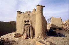 The Dogon are a tribe in African Mali, owning a surprising sophisticated astronomical knowledge.