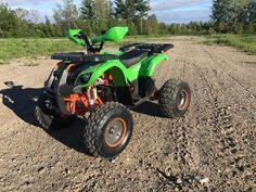 Venommotorsports offers venom 1200w brushless 48v ATV E-kodiak at $1699.99 only with free shipping in Canada, US.  https://www.venommotorsportscanada.com/collections/atvs/products/venom-1200w-brushless-48v-atv-e-kodiak