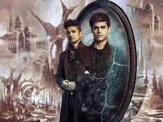 #Shadowhunters #malec art You will be free to do whatever you want beyond your wildest dreams.