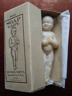 McKinley soap baby