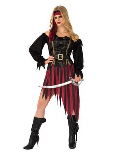 Female Pirate Costume, Pirate Halloween Costumes, Halloween Queen, Halloween Costume Accessories, Adult Costumes, Costumes For Women, Halloween Makeup, Halloween Party, Holiday Costumes