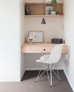 Home office decor is a very important thing that you have to make percfectly in your house. You need to make your home office decor ideas become a very awe Home Office Design, Home Office Decor, Office Style, Home Office Bedroom, Casual Office, Office Designs, Home Decor, Kids Bedroom Furniture, Bedroom Decor