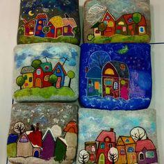 """Michael Kors Sutton New with Felted Soap, Wet Felting, Needle Felting, Felt Embroidery, Felt Applique, Felted Wool Crafts, Felt Crafts, Felt Pictures, Wool Art"