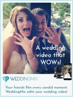 Wedding Budget Say no to boring wedding videos! Turn every moment from your guest's perspective into an the most genuine and budget friendly wedding wedding around. Wedding Planning Tips, Budget Wedding, Plan Your Wedding, Wedding Tips, Wedding Photos, Fall Wedding, Wedding Stuff, Wedding Favors, Wedding Reception