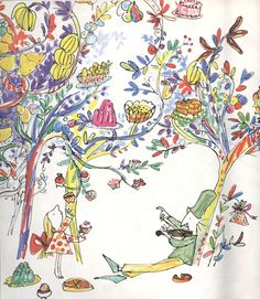 quentin blake illustrations - Google Search