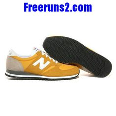 New Balance U420KW wax Yellow White Grey men NB Shoes
