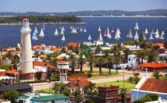 Punta del Este, yacht club