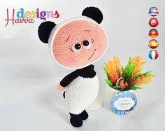 Hey, diesen tollen Etsy-Artikel fand ich bei https://www.etsy.com/de/listing/268115116/muster-bonnie-mit-panda-kostum