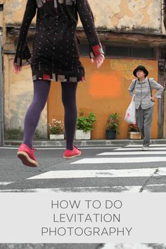How to do levitation photography #howto, #helpful, #useful, #tips, #advice