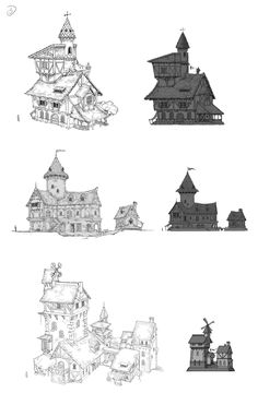 ArtStation - Some practice, Jayson Zhu
