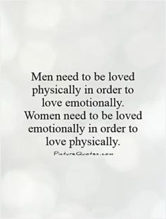 This is very true. I can separate sex and use someone as a plaything without emotion, but if there's emotion involved, as a woman, then attachment happens. Which really is hard now, because I won't do flings anymore. It's all or nothing, which means hardly any men qualify to even get close :(...