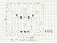 nonsolocarta: schemi free punto croce