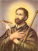 DEC 3 St FRANCIS XAVIER  Shower of Roses: For the Feast of St. Francis Xavier