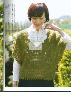 Let's knit series NV80472 Crochet Fall vol.7 2015 - Вязание - Страна Мам