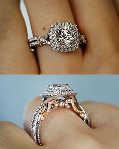 Engagement Rings Ideas & Trends 2017 The most stunning Verragio rings Discovred by : Raymond Lee Jewelers