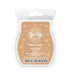 Dulce de Leche Scentsy Bar    A silky-sweet golden custard of sugary caramel, rich cream, and just a touch of warm vanilla.       Your Price: $5.00