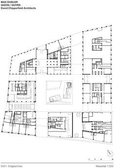 EUROPAALLEE 21. Freischützgasse House / David Chipperfield Architects, Zurich, 2013