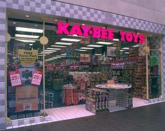 Stores that don't exist anymore. KAY-BEE Toys was the coolest store ever. Bee Toys, Haha, Back In The 90s, Pokemon, Childhood Days, Ol Days, Good Ole, The Good Old Days, Best Memories