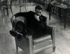 Definition of Cool...James Dean.