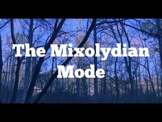 In this episode of everything music we discuss another of the most popular modes used in modern film scoring, the Mixolydian Mode. Known for its triumphant s. Music Theory Lessons, Everything Is Energy, Film Score, Copyright Music, Narrowboat, Music Heals, Abraham Hicks, Scores, Good Music
