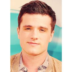 Josh Hutcherson ❤ liked on Polyvore featuring josh hutcherson, people, famous people, josh and actors