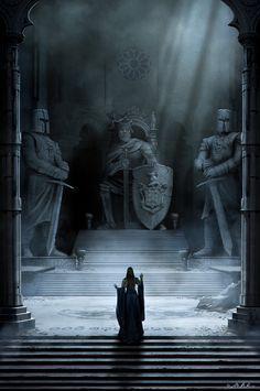 The last of the kings , Vladimir Manyukhin on ArtStation at https://www.artstation.com/artwork/Z0EXw