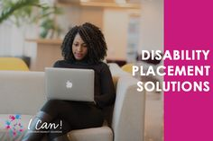 Disability Placement Solutions: I Can! specialize in the recruitment of persons with a disability and assists companies with the integration process by conducting site audits, sensitization Special Needs, Disability, I Can, Learning, Education, Teaching