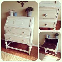 Houston: Gorgeous Secretary desk $225 - http://furnishlyst.com/listings/86854
