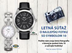 Watches, Facebook, Leather, Accessories, Fashion, Moda, Wristwatches, Fashion Styles, Clocks