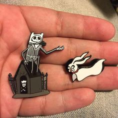These came in around this time last year  how time flies! This was a pin I made from someone's drawing, so I digitized it and we made it a pin