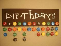 Remember Birthdays