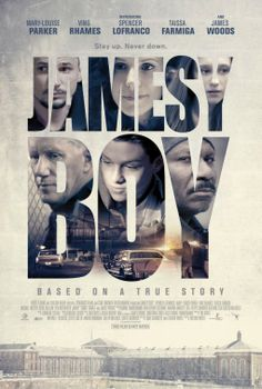 """""""Jamesy Boy"""" movie poster, PLOT: In a maximum-security prison, a teenager (Spencer Lofranco) begins to turn his life around with the help of a convicted murderer (Ving Rhames). Indie Movies, Hd Movies, Movies To Watch, Movie Tv, Boy Movie, Movie Blog, Movies 2019, Action Movies, Spencer Lofranco"""