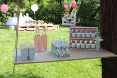 Fairy Birthday Party Ideas | Photo 1 of 61 | Catch My Party