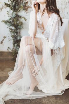 Timeless and Elegant Bridal Boudoir Session Highlights Feminine Beauty With Delicate Lace Ensembles - Once Wed Bridal Boudoir Photos, Bridal Boudoir Photography, Wedding Boudoir, Bridal Photoshoot, Bridal Shoot, Wedding Lingerie, Bridal Portraits, Bride Lingerie, Friend Photography