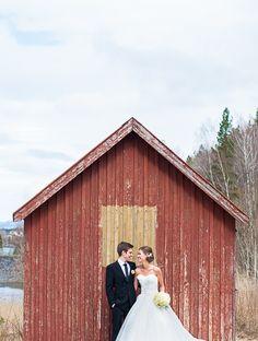 Anne Mette og Gjermund bryllupsfoto bryllup